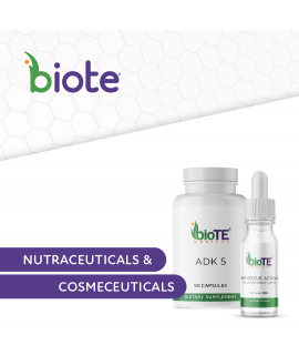 Nutraceutical & Cosmeceutical Brochure - English (Pack of 25)