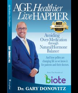 10 count - Age Healthier, Live Happier - English
