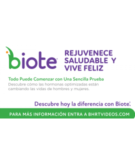 BHRT Business Cards - Spanish (Box of 25)