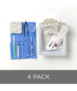 Biote Method Male Disposable Trocar Kit – (Pack of 4 kits)